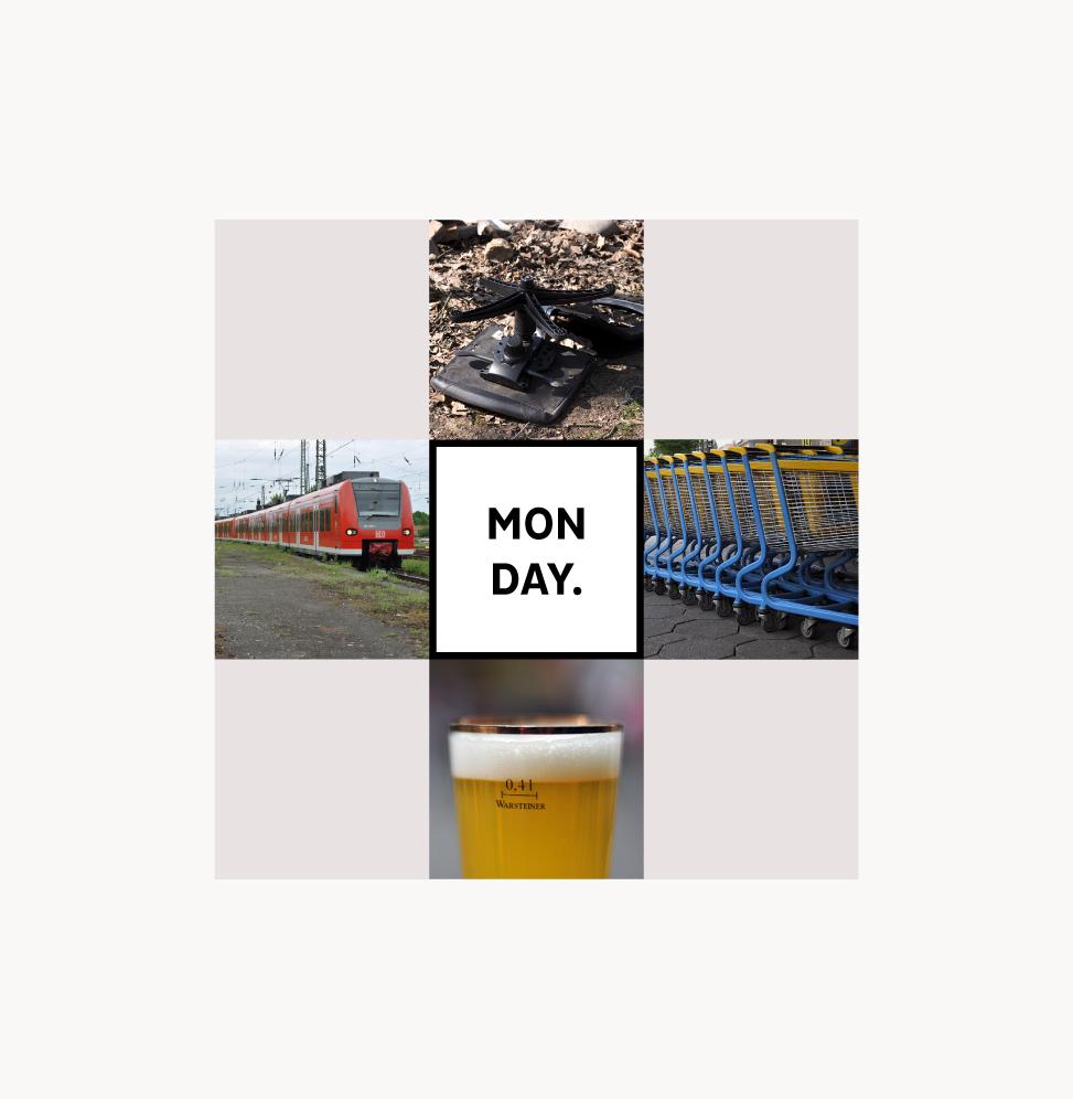 ein Bild zum Montag