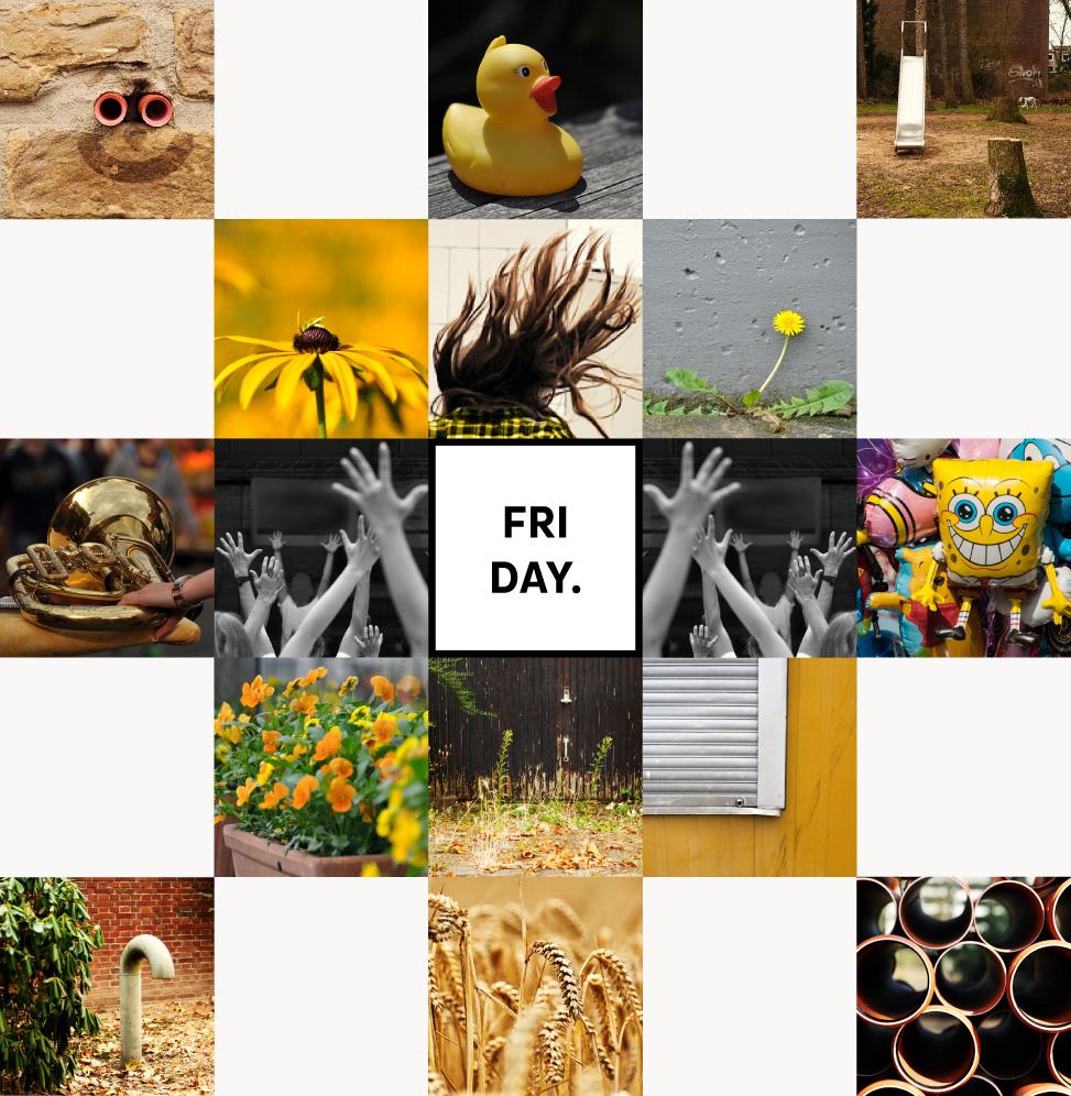 Freitag - viele Bilder zu Freitag