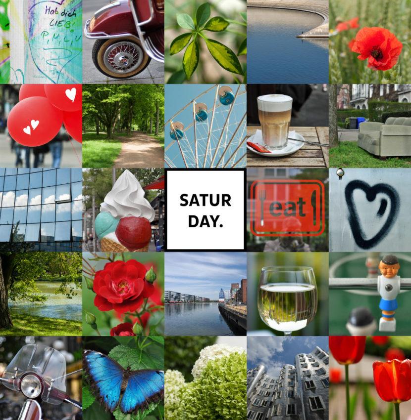 Samstag Collage
