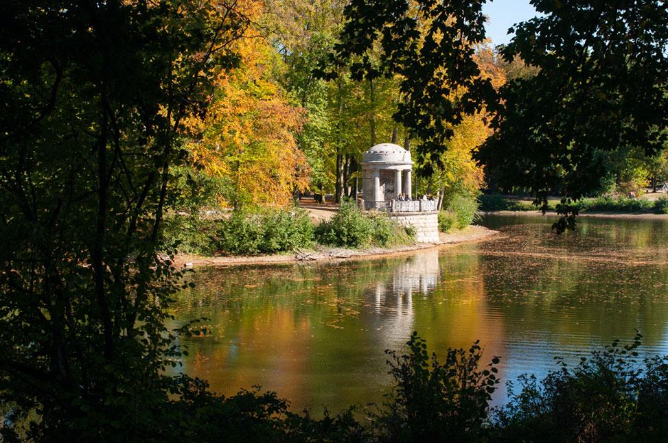 Kaiserpark und Stadtwald Deußtempel