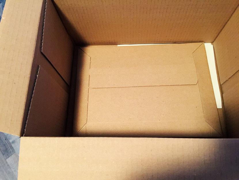 Erlebnissamstag – das Paket offen.