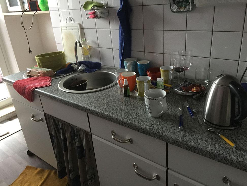 tagebuch das küche