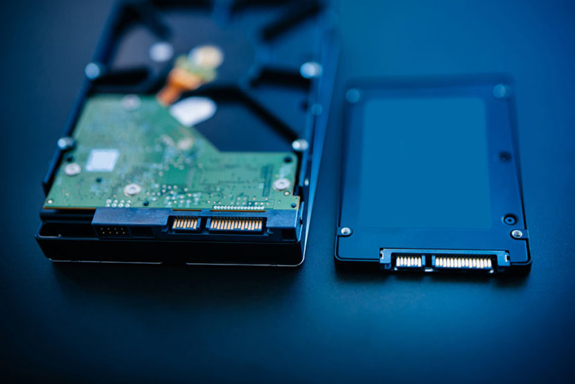 Apple Fusion Drive SSD HDD