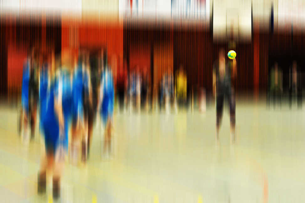 der freiwurf handball