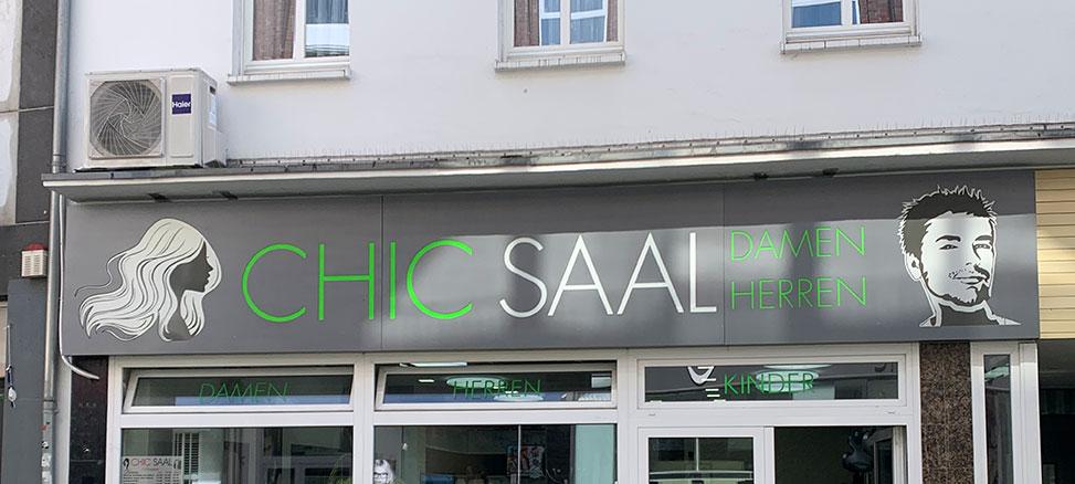 auf dem typografietrip chicsaal