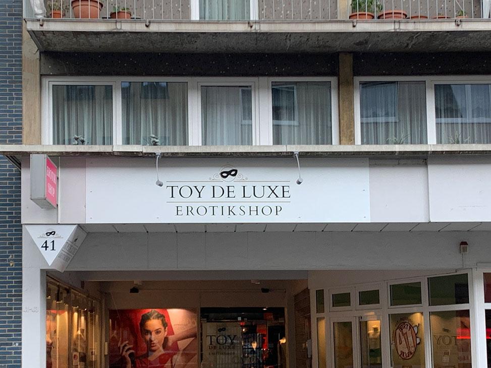 sexshop toy de luxe