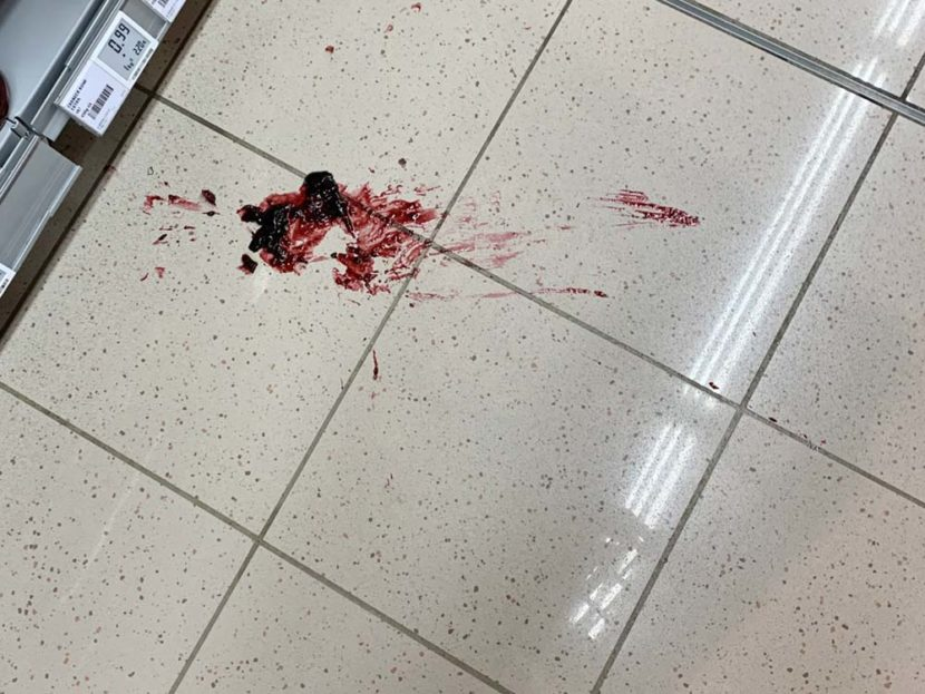 mord im supermarkt