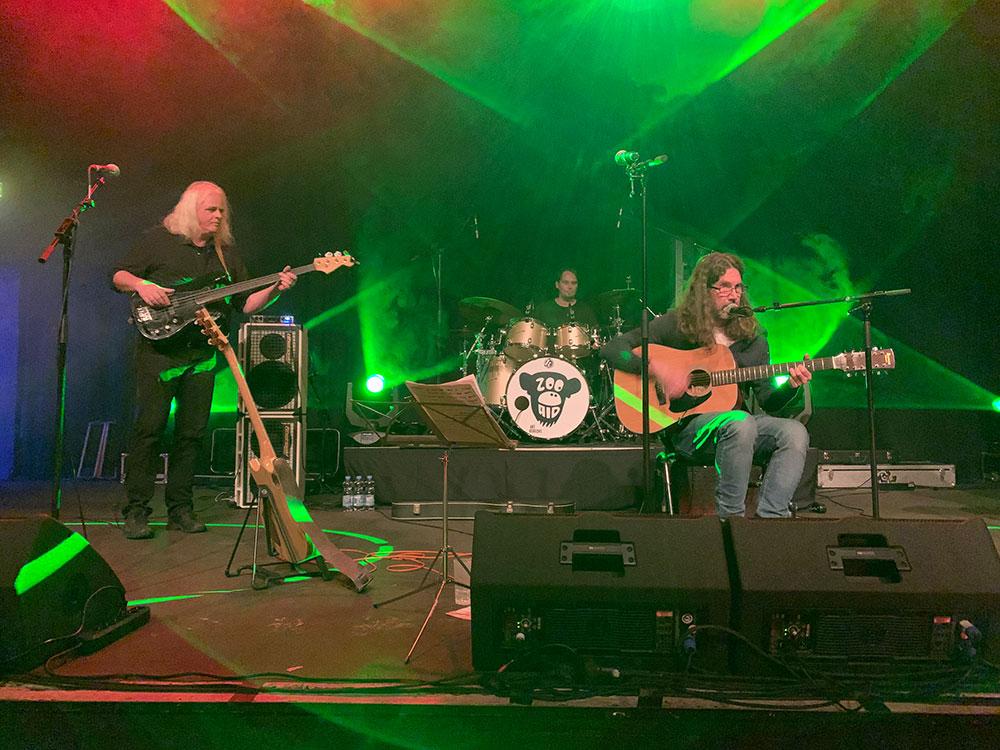 Benefiz-Konzert für Zoo Krefeld in der KuFa Black Mesa